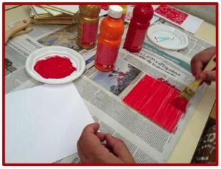 atelier de bricolage Servons la Fraternité