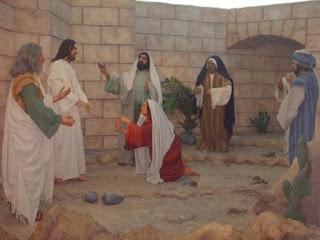évangile de st jean _servons la fraternité
