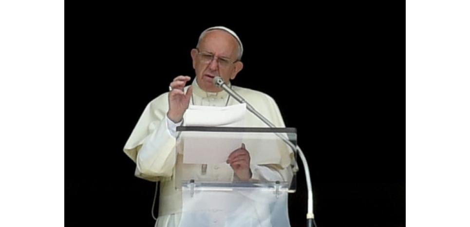 Pape François à Assise, septembre 2016