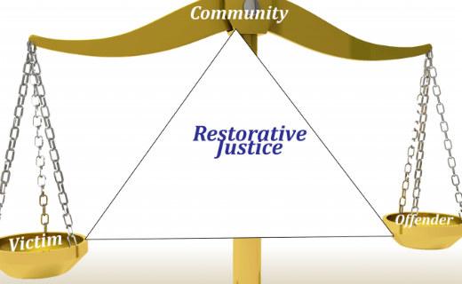 Servons la Fraternité - justice restaurative