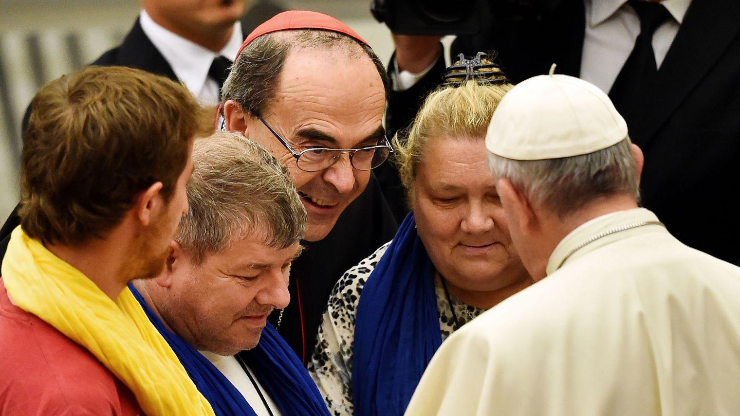 pélerinage, personnes en précarité, pape François, Jean Rodhain