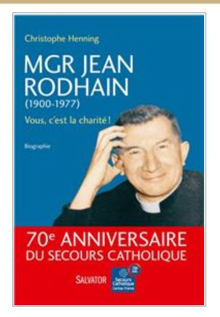Biographie Mgr Jean Rodhain